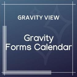 Gravity Forms Calendar