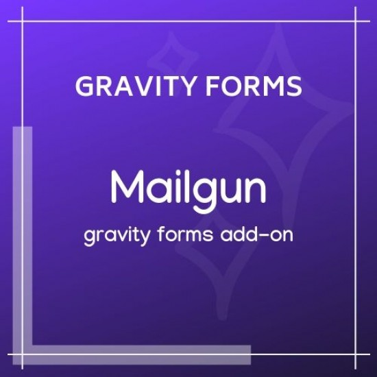 Gravity Forms Mailgun