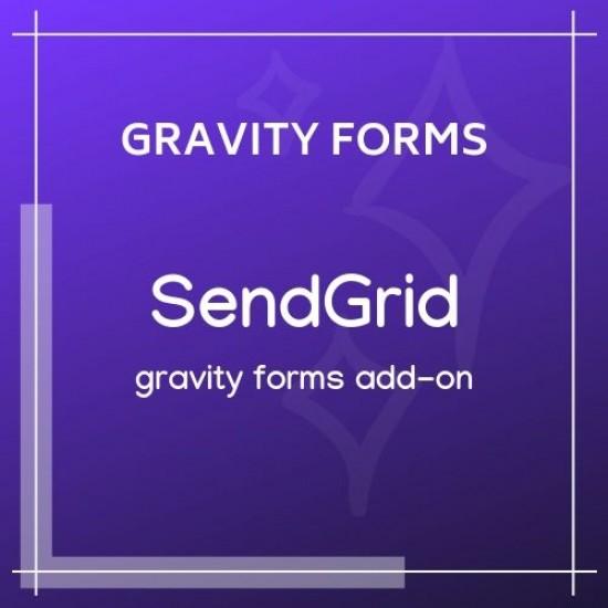 Gravity Forms SendGrid