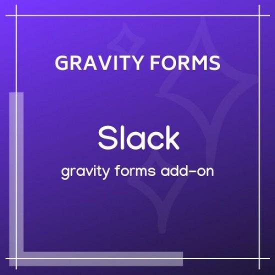 Gravity Forms Slack