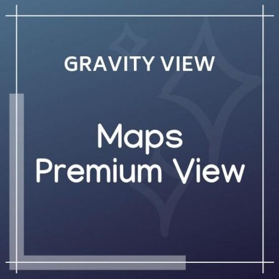 GravityView Maps Premium View 1.7.1