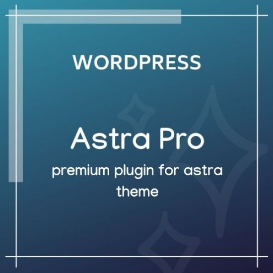 Astra Pro Theme