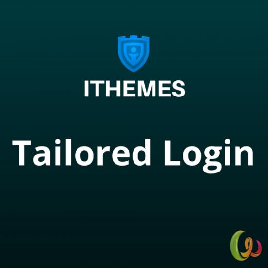 iThemes Tailored Login 1.0.43