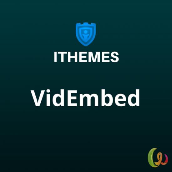 iThemes VidEmbed 1.0.44