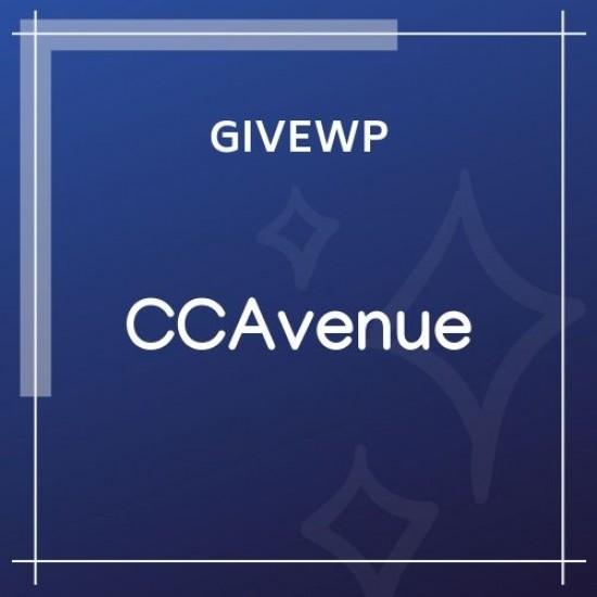 Give CCAvenue Gateway 1.0.4