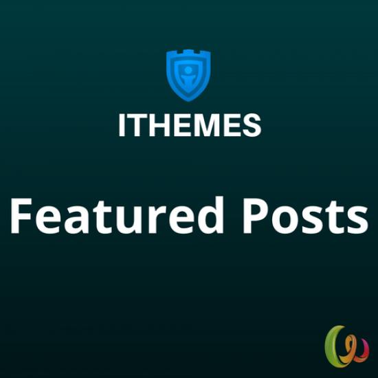 iThemes DisplayBuddy Featured Posts 2.0.37