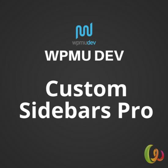 WPMU DEV Custom Sidebars Pro 3.2.3