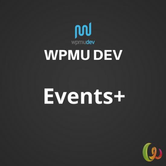 WPMU DEV Events+ 1.9.9