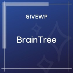 Give BrainTree Gateway 1.2.4