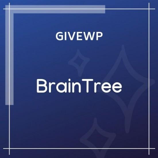 Give BrainTree Gateway 1.2.4