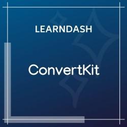 LearnDash ConvertKit Integration 1.1.0