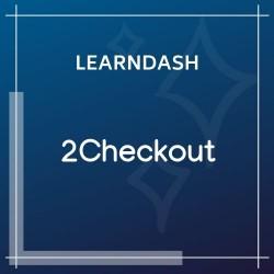 LearnDash LMS 2Checkout Integration 1.1.0