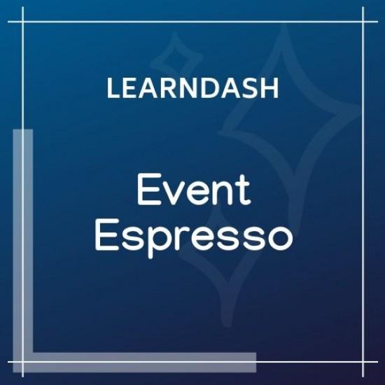 LearnDash LMS Event Espresso Integration 1.1.0