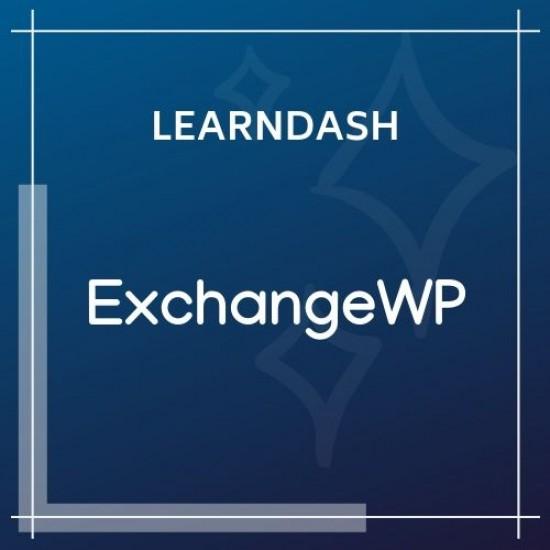 LearnDash LMS ExchangeWP Integration 1.1.0