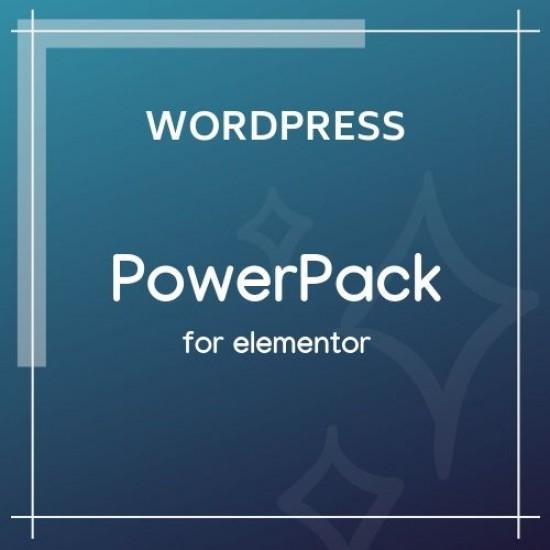 PowerPack Elements