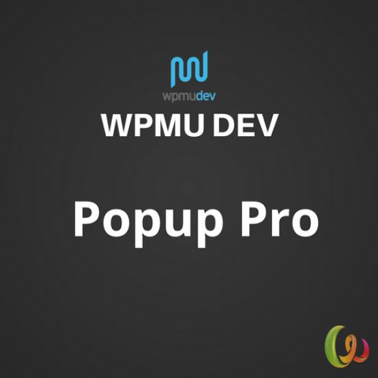 WPMU DEV Popup Pro 4.8.1