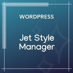 Jet Style Manager For Elementor 1.0.0-beta