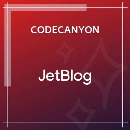 JetBlog for Elementor WordPress Plugin