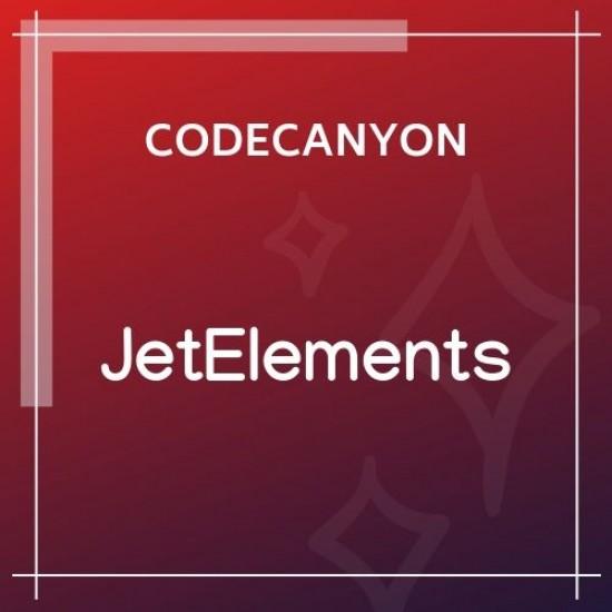 JetElements Addon for Elementor Page Builder
