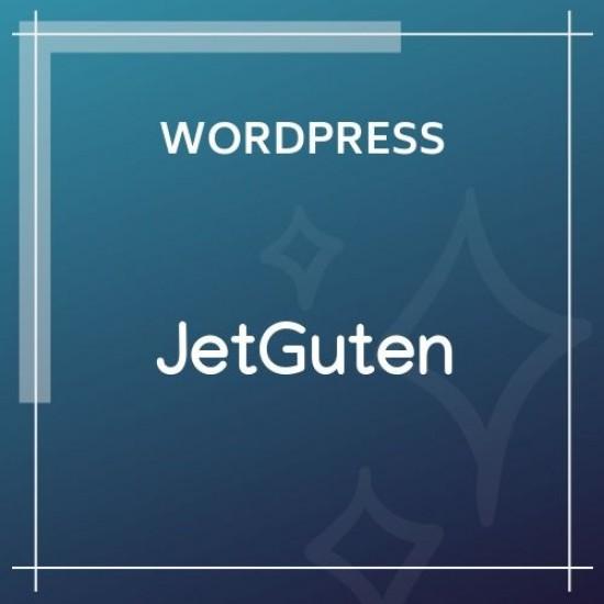 JetGuten Blocks Set Addon for Gutenberg Editor 1.1.2