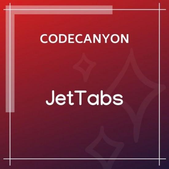 JetTabs for Elementor WordPress Plugin