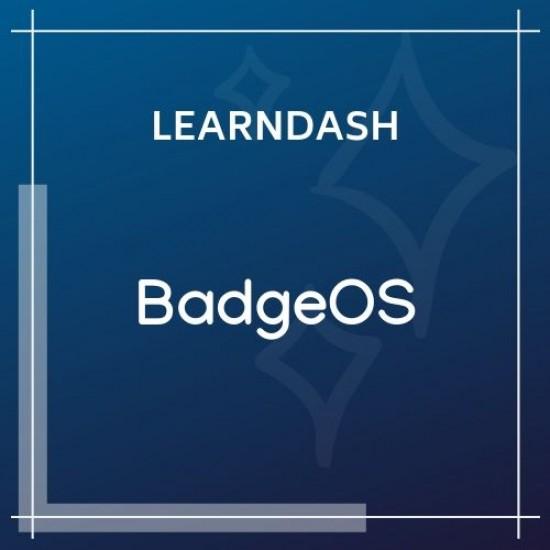 LearnDash LMS BadgeOS Addon 1.4.9