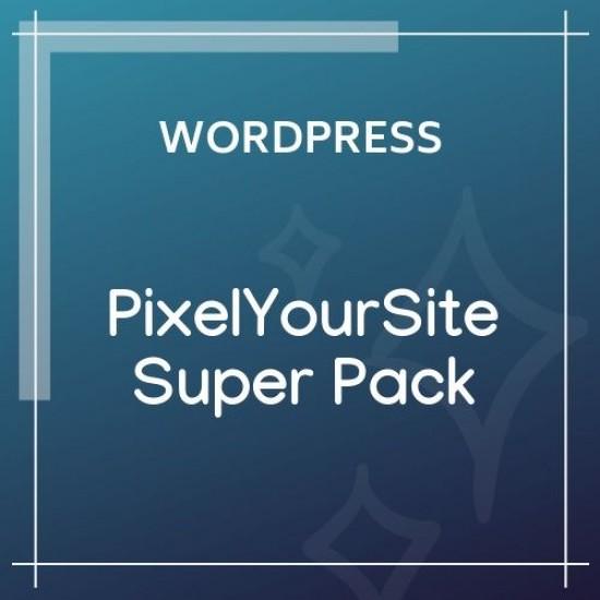 PixelYourSite Super Pack