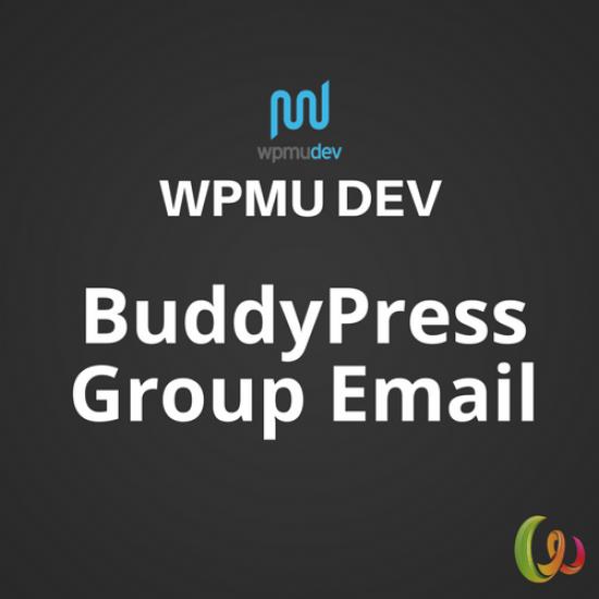 WPMU DEV BuddyPress Group Email 1.0.6