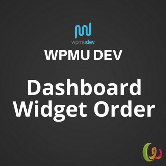 WPMU DEV Dashboard Widget Order 2.0.4.2
