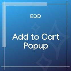 Easy Digital Downloads Add to Cart Popup 1.1.2