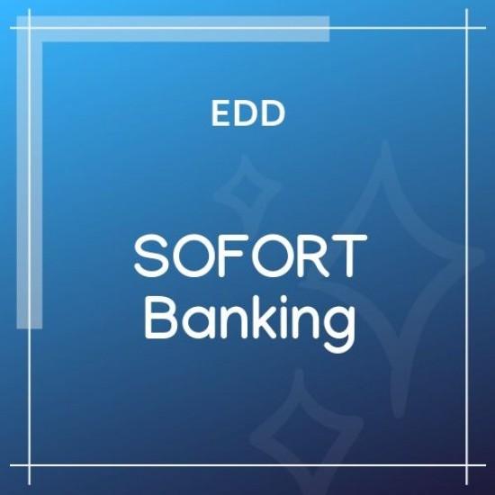 Easy Digital Downloads SOFORT Banking 1.0