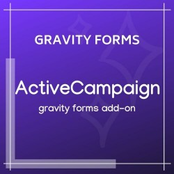 Gravity Forms ActiveCampaign 1.6.1