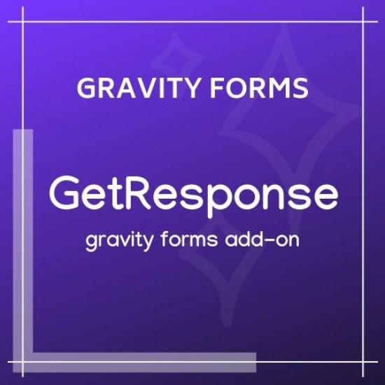 Gravity Forms GetResponse