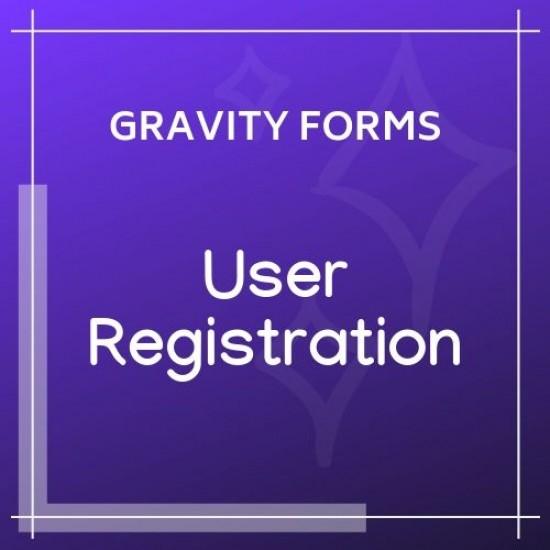 Gravity Forms User Registration