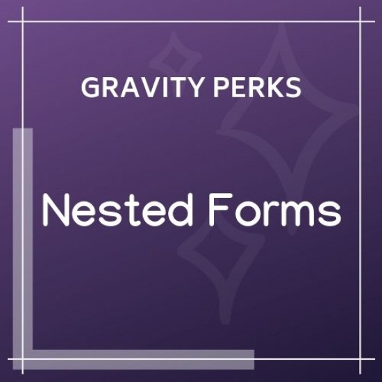 Gravity Perks Nested Forms