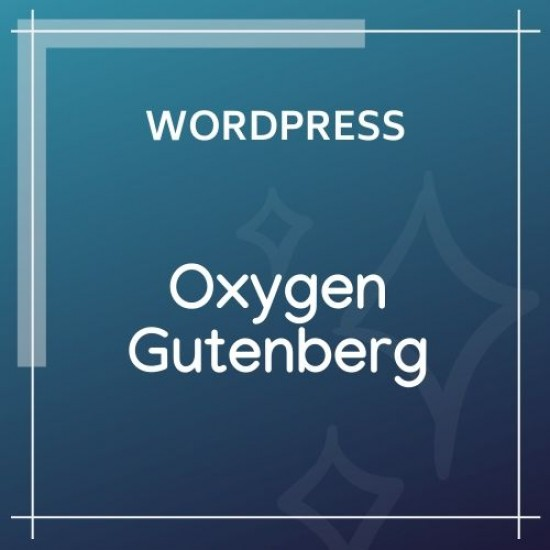 Oxygen Gutenberg Integration