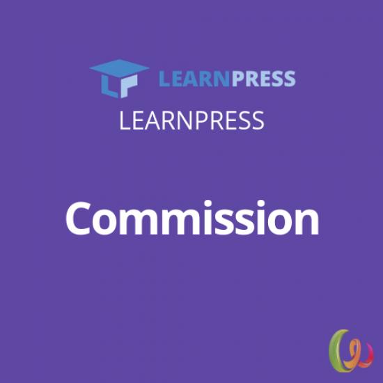 LearnPress Commission Add-on 3.0.4