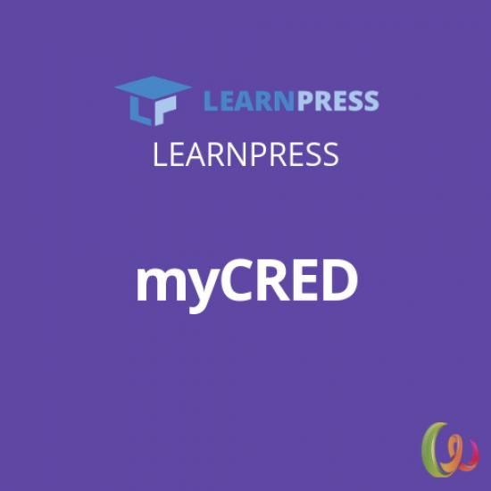 LearnPress myCRED Add-on 3.0.2