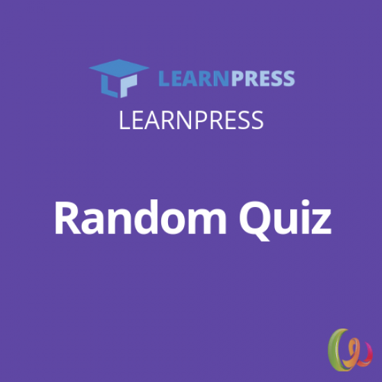 LearnPress Random Quiz Add-on 3.1.1
