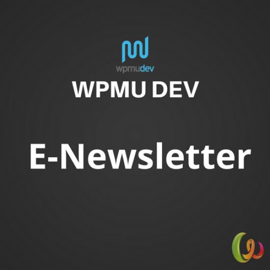 WPMU DEV E-Newsletter 2.7.4.5