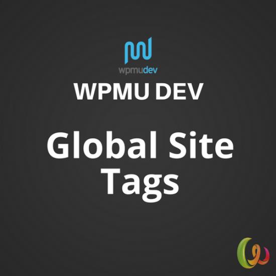 WPMU DEV Global Site Tags 3.1.0.1