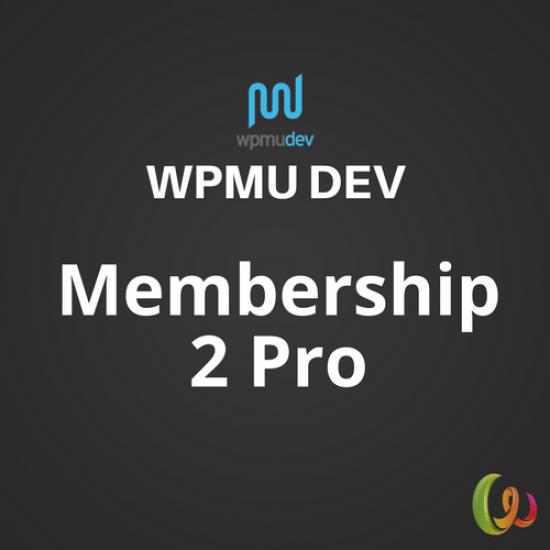WPMU DEV Membership 2 Pro 1.1.5