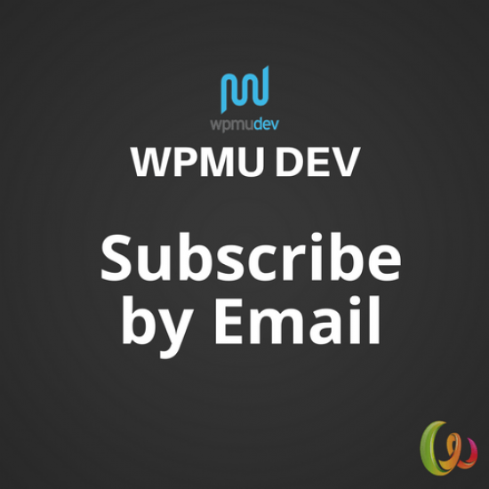 WPMU DEV Subscribe by Email 3.6.0