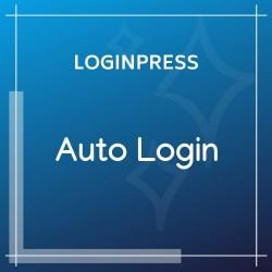 LoginPress Auto Login 1.0.7