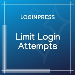LoginPress Limit Login Attempts 1.2.2