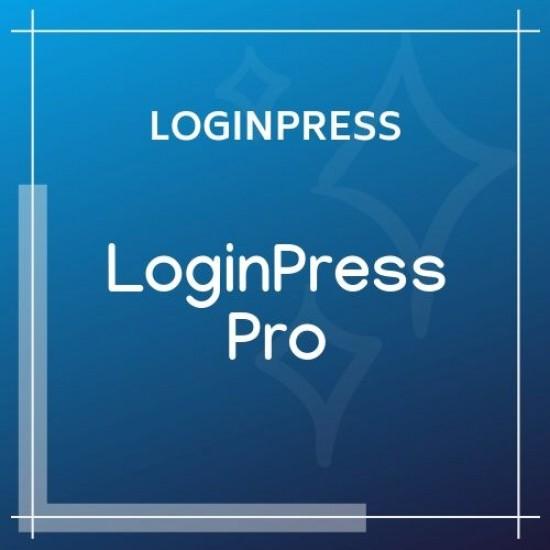LoginPress Pro