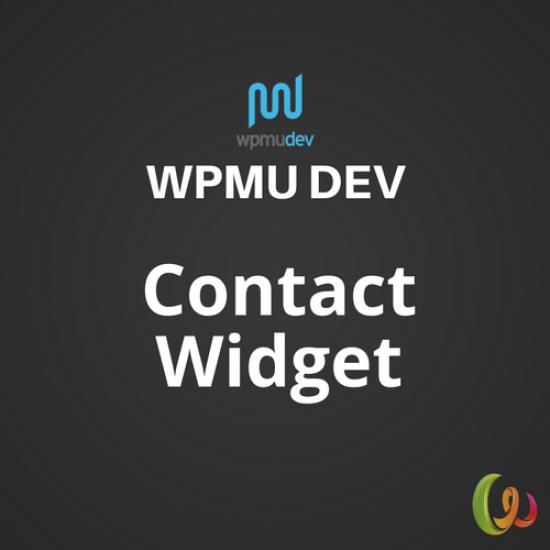 WPMU DEV Contact Widget 2.2.1