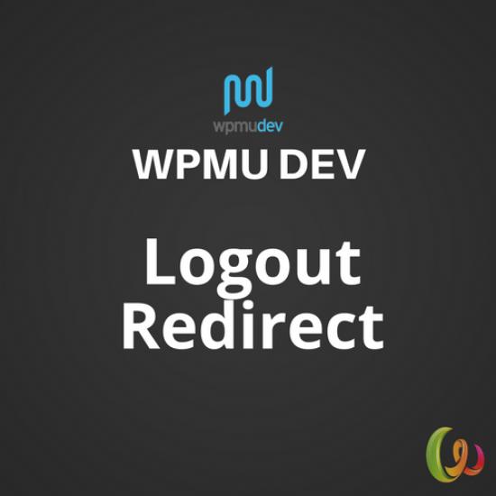 WPMU DEV Logout Redirect 1.1.4