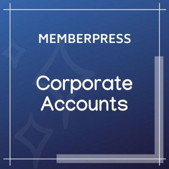 MemberPress Corporate Accounts Addon