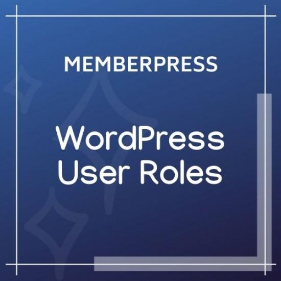 MemberPress WordPress User Roles 1.0.4